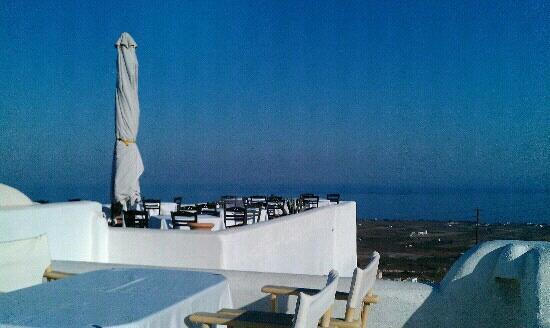 Finikia Memories: La terrazza