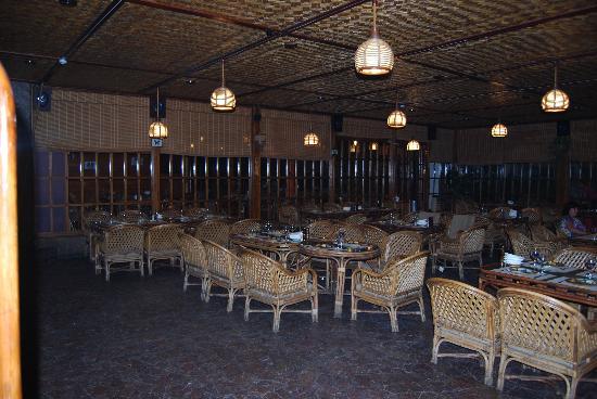 Restaurant Jumanji: interior