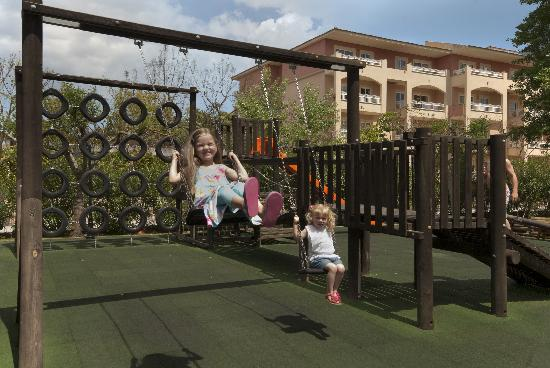 Prinsotel La Dorada: Froggy Club Playground