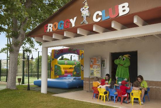 Prinsotel La Dorada: Froggy Club