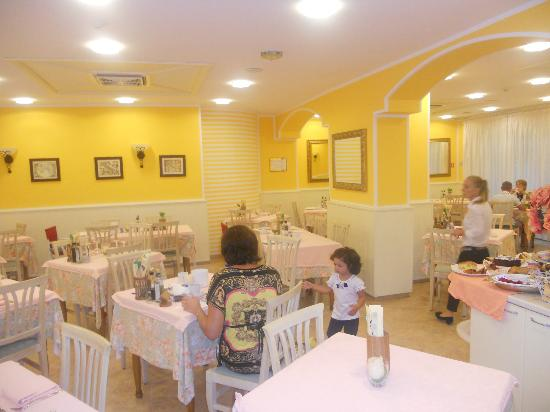 Hotel Alessandra: dinner room eccezionale