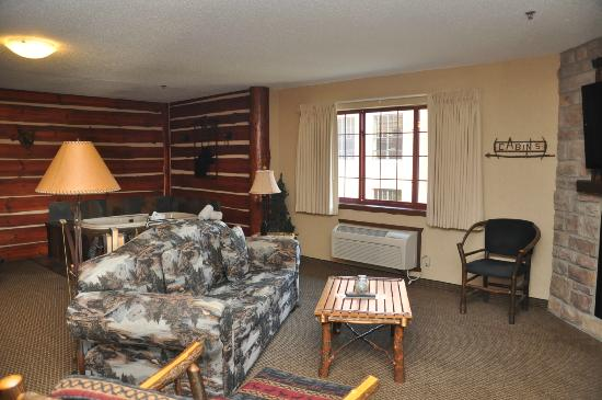 Stoney Creek Hotel & Conference Center - Moline : main room w/ whirpool