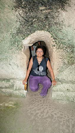 Bet Guvrin-Maresha National Park: В пещерах Бейт Гуврина