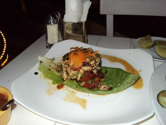 La Sirena Mar y Barrio: Ceviche de pescado