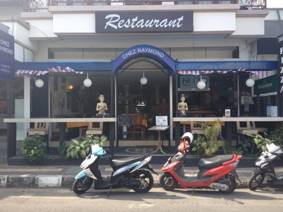 Chez Raymond, cuisine de Marseille