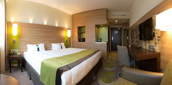 Holiday Inn Kiev: Guestroom
