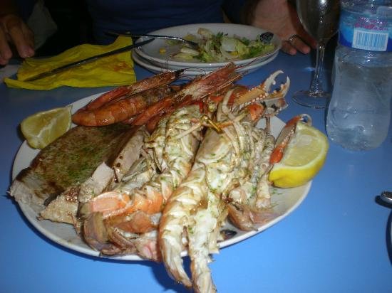 抽愹il�kjX�_il pesce cotto - picture of la paradeta, barcelona