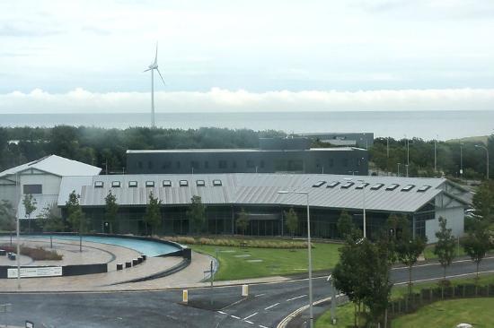 Holiday Inn Express - Aberdeen Exhibition: View of cloud bank