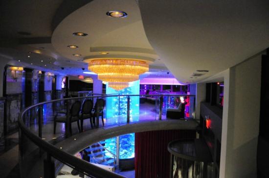 Flatiron Hotel: Piano rialzato