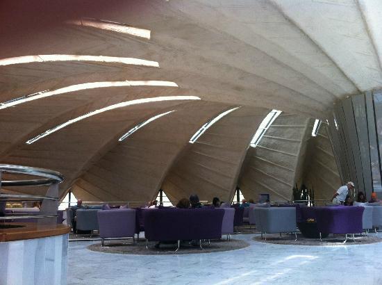 H10 Playa Meloneras Palace: diseño del techo principal