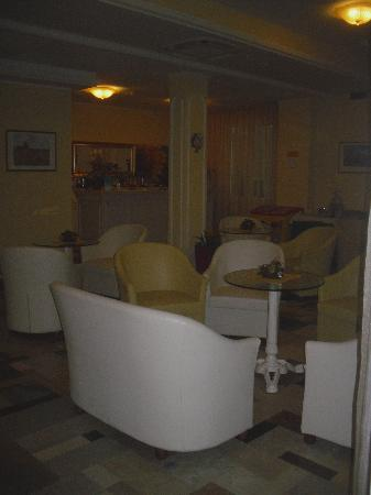 Hotel Plaza: sala ricevimento