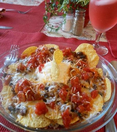 Namaste Center for WellBeing: Nachos
