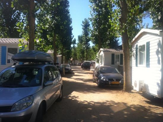 Camping Club Les Sablons: Cell block H
