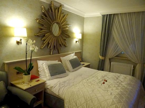 Гостиница Ramada Vilnius: Junior Suite room