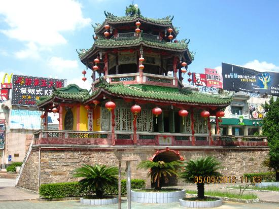 Jinxian Gate Tower