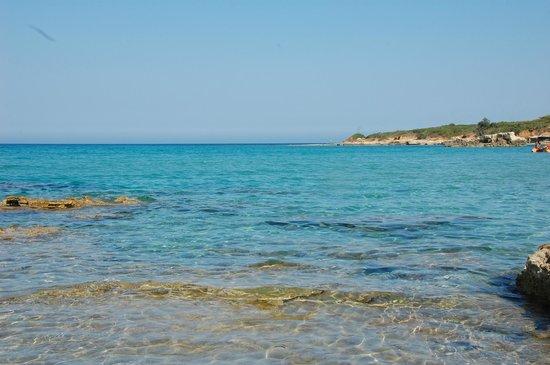 Otranto, Italien: BAIA DEI TURCHI