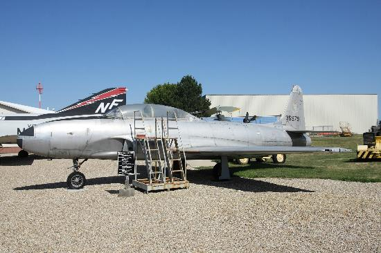 Prairie Aviation Museum: T-33