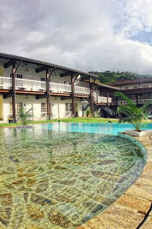 Hotel Luisiana: stone pool