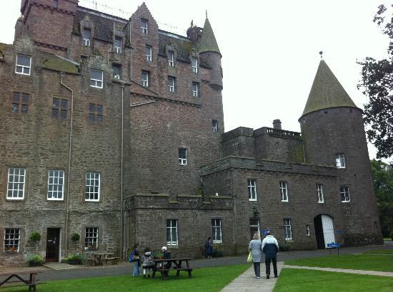 Glamis Castle: Glamis
