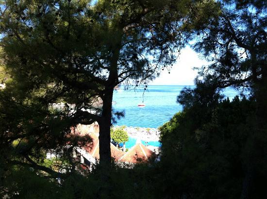 Hillside Beach Club: vista dalla camera