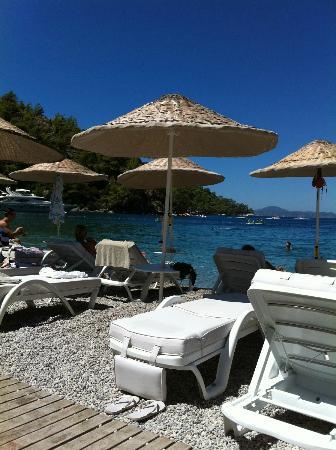 Hillside Beach Club: la spiaggia principale