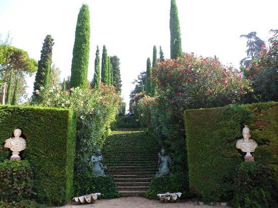 Вход в сады - Picture of Jardines de Santa Clotilde, Lloret de Mar - TripAdvisor