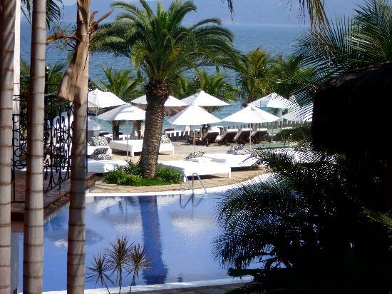 DPNY Beach Hotel & Spa: vista da suite