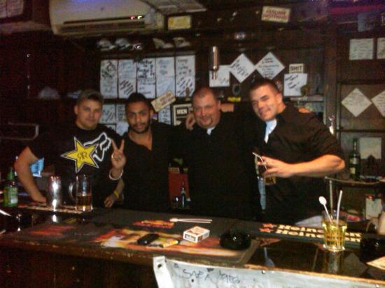 Monty's Bar: The Early Montys