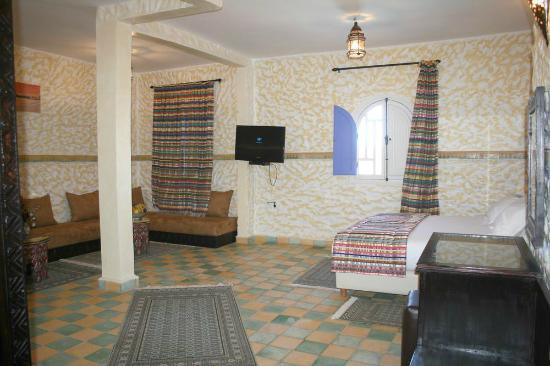 Hotel Riad Villa Damonte: mini-suite