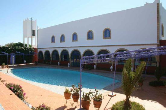 Hotel Riad Villa Damonte: piscine