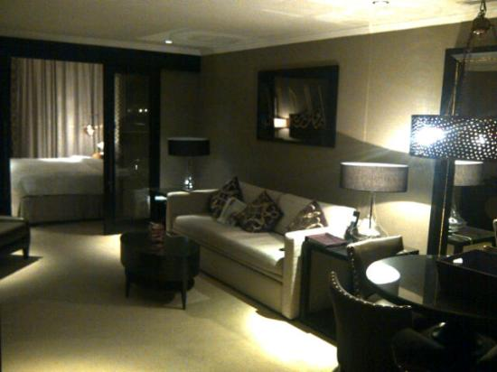 Shaza Al Madina : the junior suite