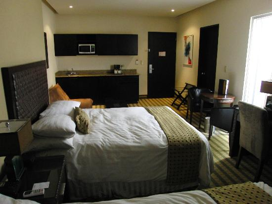 Rincon del Valle Hotel & Suites: room with 2 double beds