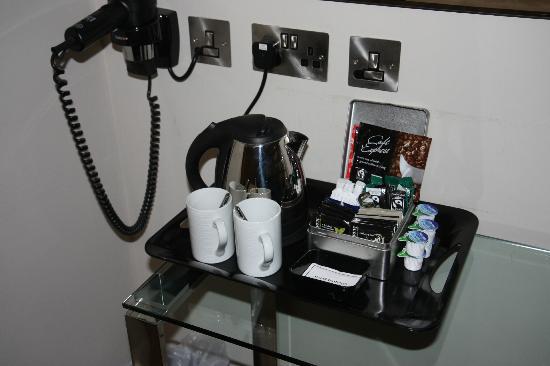 Oak House: The Bartons Room amenities
