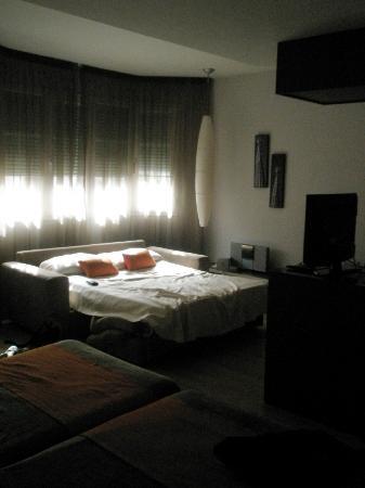 Hotel Rekord: letto aggiuntivo