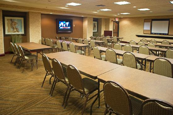 Hampton Inn Warsaw: Meeting Room