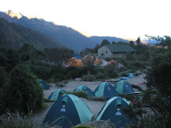 Cusco Wonderful Day Tours: a best campsite