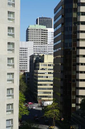 L'Appartement Hotel: vu de la chambre