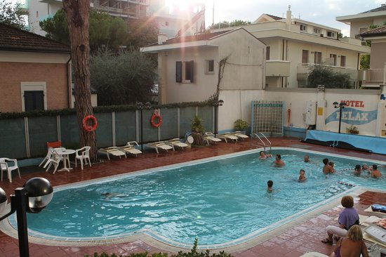 Hotel Relax : Pool