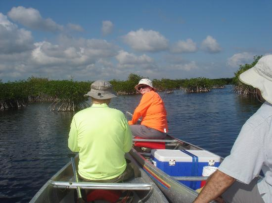 Mexico Silvestre Cozumel Wilderness Outfitter - Day Tours: Joy in orange