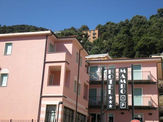 Hotel Mambo: esterno hotel