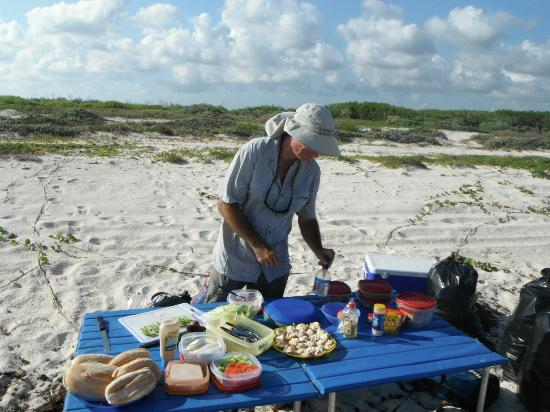 Mexico Silvestre Cozumel Wilderness Outfitter - Day Tours: Lunch - delicious