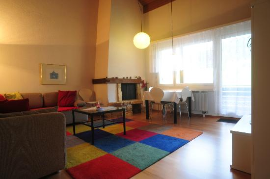 Kurhauspark Ferienwohnungen: 2-room flat living