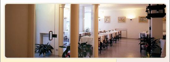 Hotel Mambo: sala pranzo