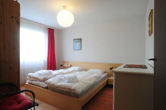 Kurhauspark Ferienwohnungen: bedroom 2-room flat