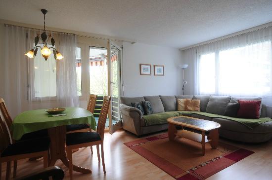 Kurhauspark Ferienwohnungen: 3-room flat living