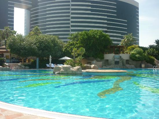 Grand Hyatt Dubai: Pool