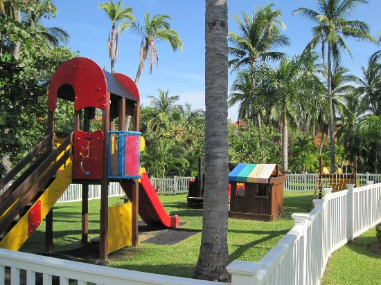 Club Med Ixtapa Pacific: Main playground at resort