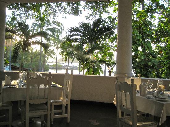 Club Med Ixtapa Pacific: Luna Azul restaurant
