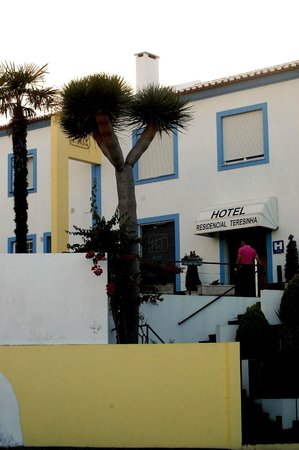 Hotel Teresinha : Front View of the Hotel