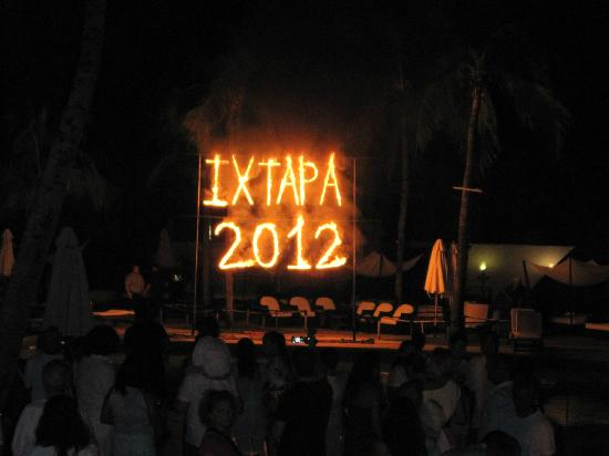 Club Med Ixtapa Pacific: Friday night party